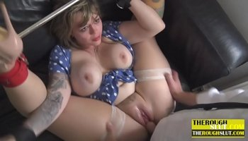 black dude fingering white tight pussy in the office