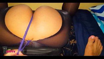 lady dee enjoys riding on dans dick
