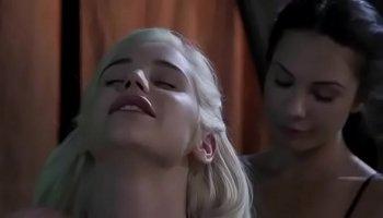 Jill Kassidy and Mr. Gray. BDSM fetish parody