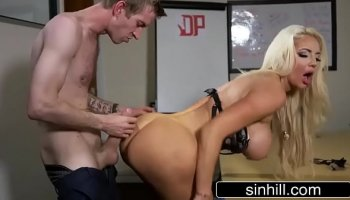 Sex in the office after hours
