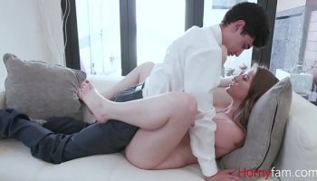 stripper stepmom blows