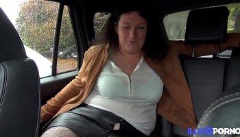 Big boobs mature woman Olivia Austin takes Markus Dupree's cock