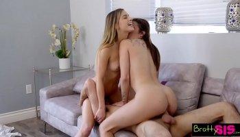 Oriental bigtits milf rides a cock